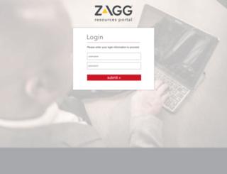 retail.zagg.com screenshot