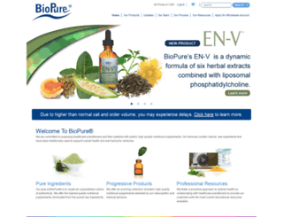 retailbiopure.com screenshot