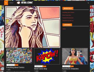 retailcomic.com screenshot