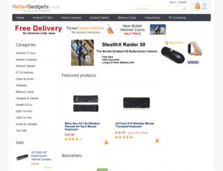 retailgadgets.co.uk screenshot