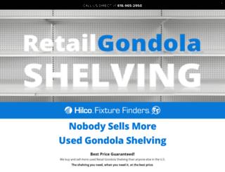 retailgondolashelving.squarespace.com screenshot