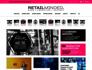 retailminded.com screenshot