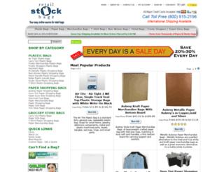 retailstockbagz.com screenshot