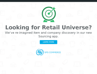 retailuniverse.hosted-commerce.net screenshot