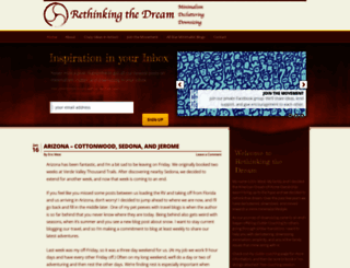 rethinkingthedream.com screenshot
