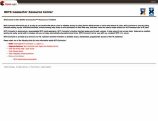 retsconnector.com screenshot