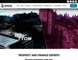 reventon.com.au screenshot