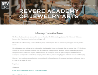 revereacademy.com screenshot