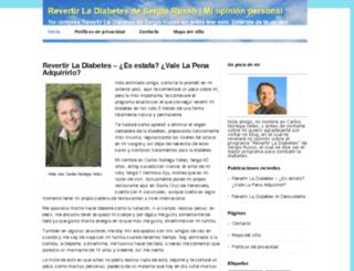 revertirladiabetes.bonocb.com screenshot
