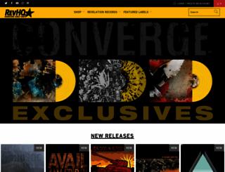 revhq.com screenshot
