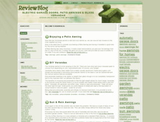 reviewblog.co.uk screenshot