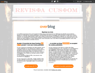 revistacustom.over-blog.es screenshot