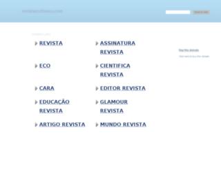 revistaecohueco.com screenshot