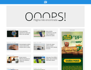revistapaisefilhos.com.br screenshot