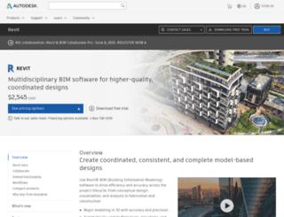 revit.com screenshot