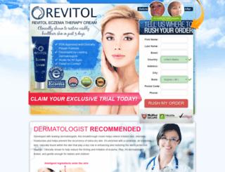 revitoleczemacream.com screenshot