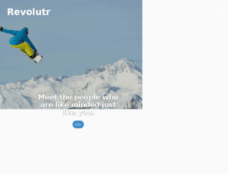 revolutr.com screenshot