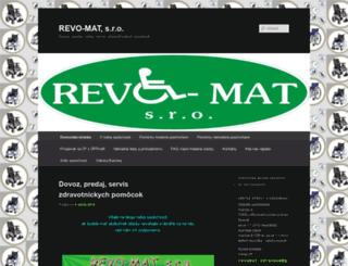 revomat.wordpress.com screenshot