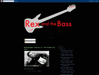 rexbass.com screenshot