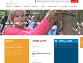 reynaert.nl screenshot