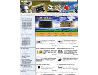 rf-links.com screenshot