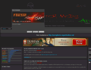 rfactormods.argentinaforo.net screenshot