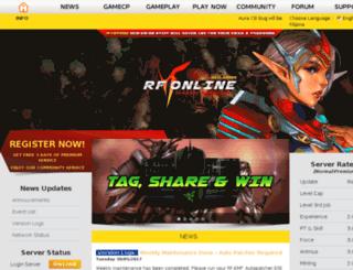 rfonline.empgaming.net screenshot