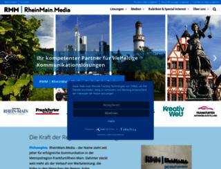 rhein-main.biz screenshot