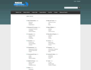 rheos.us screenshot