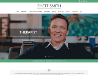 rhettsmith.com screenshot