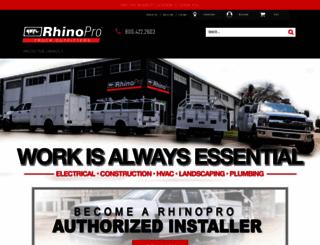 rhinoprocs.com screenshot
