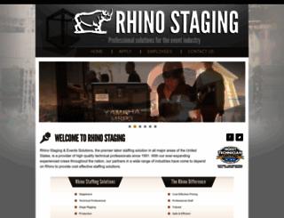 rhinostaging.com screenshot