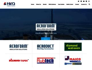 rhira.com screenshot