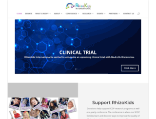 rhizokids.com screenshot