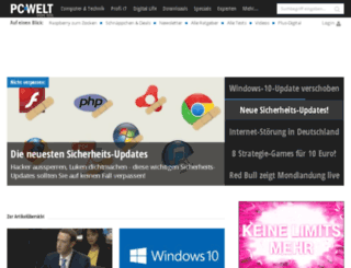rholive.pcwelt.de screenshot