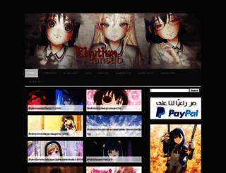 rhy-sub.blogspot.com screenshot