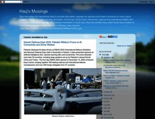 riazhaq.com screenshot