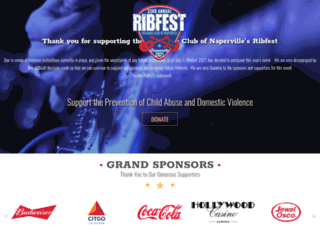 ribfest.net screenshot