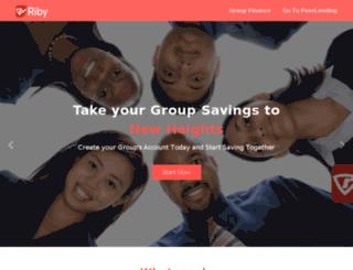 riby.com.ng screenshot