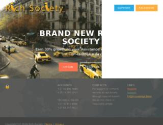 rich-society.tv screenshot