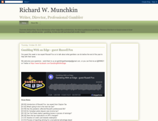 richardmunchkin.com screenshot