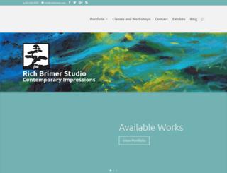 richbrimer.com screenshot