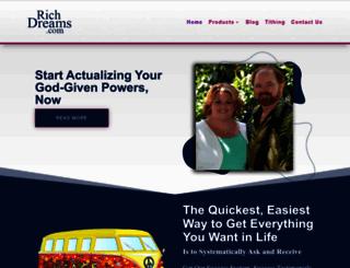 richdreams.com screenshot