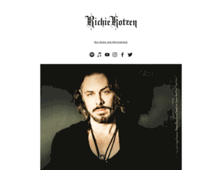 richiekotzen.com screenshot