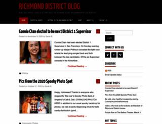 richmondsfblog.com screenshot