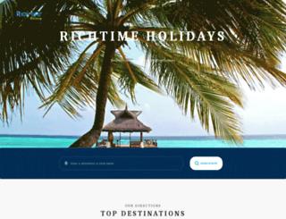 richtimeholidays.com screenshot