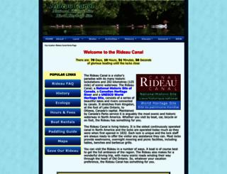 rideau-info.com screenshot