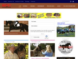 ridemagazine.com screenshot