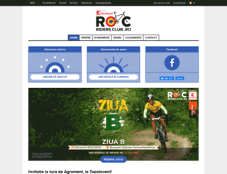 ridersclub.ro screenshot
