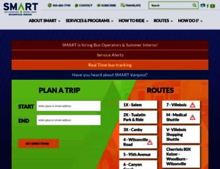 ridesmart.com screenshot